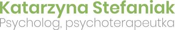 Psycholog, psychoterapeuta Warszawa – Mokotów, Śródmieście | Katarzyna Stefaniak